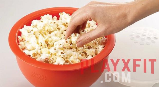5 Manfaat Kesehatan Dari Popcorn