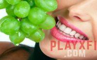 5 Manfaat Kesehatan Buah Anggur